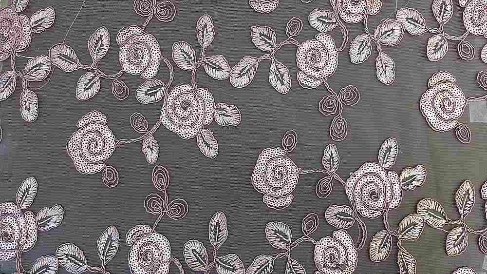 WTYX4679-2 / MAUVE / 100% POLYESTER