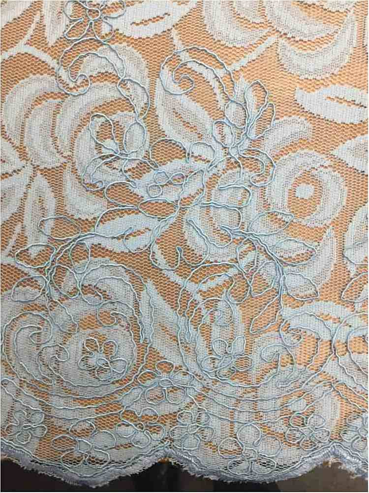 WTYX2256-2 / SOFT BLUE / 100% POLYESTER