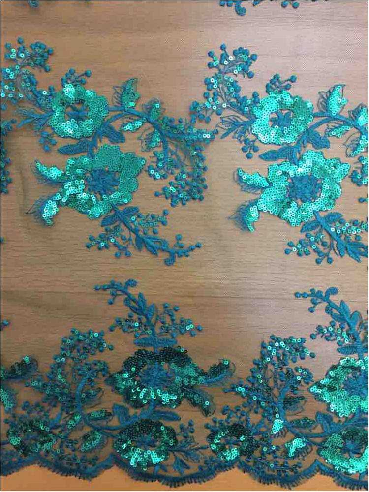 WTYX4212 / EMERALD/EMERALD / 100% POLYESTER