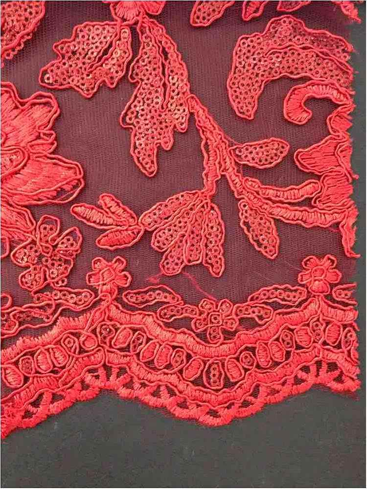 SSCL-CDLJ-022 / RED / 100% POLYESTER