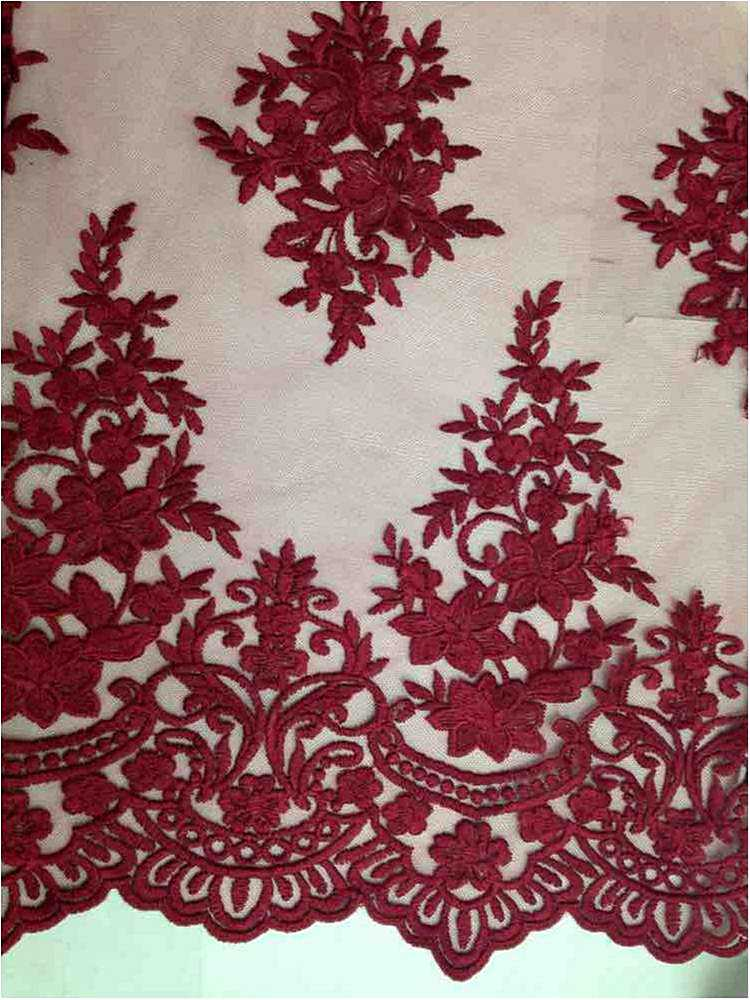 WTYX115 / RED / 100% POLYESTER