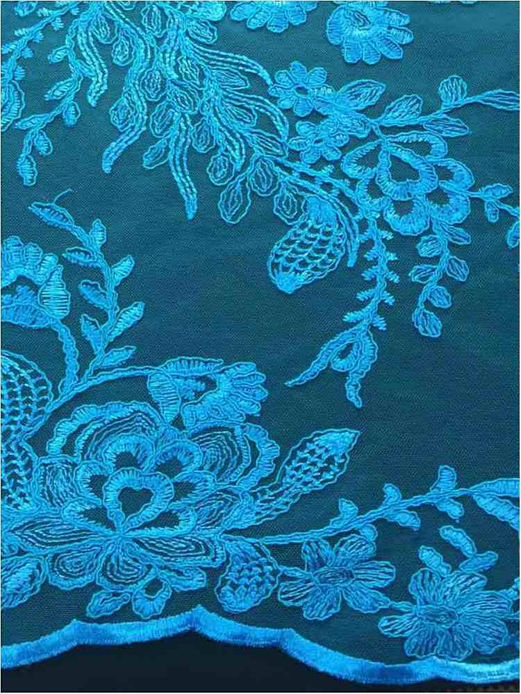 KWJH1806-6 / TEAL / 100% POLYESTER