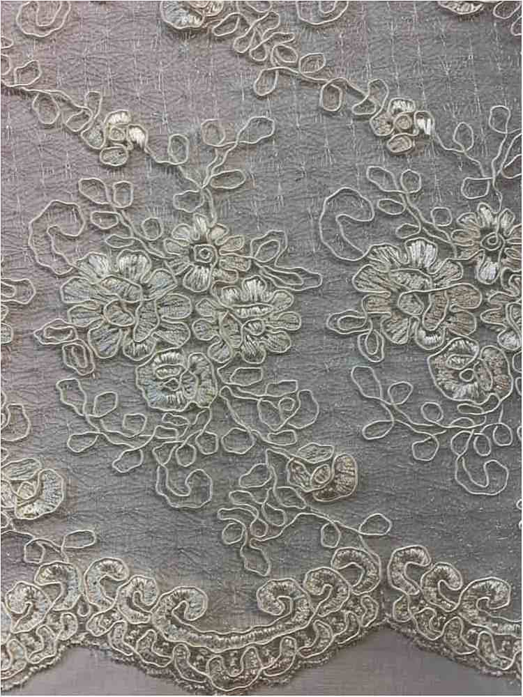 WTYX456-3 / IVORY / 100% POLYESTER