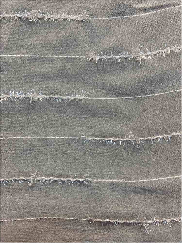 BTMH-A2596 / TAUPE / 100% POLYESTER