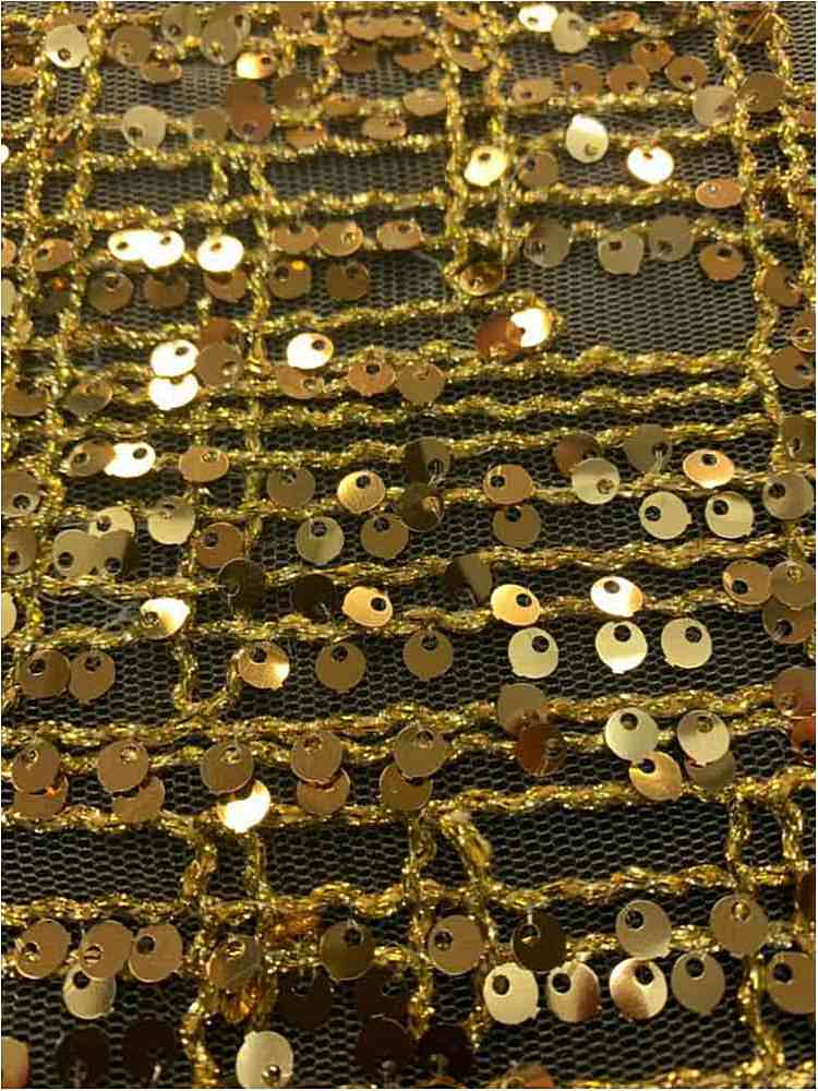 WTYX-1221 / GOLD/GOLD / 100% POLYESTER