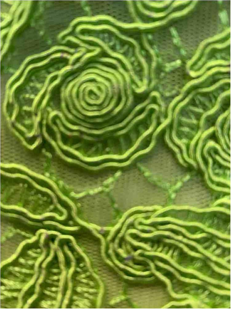 WTYX-219 / NEON LIME / 100% POLYESTER