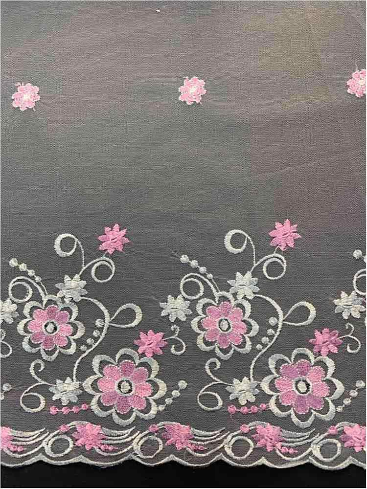 WTYX-2929 / GREY/LILAC / 100% POLYESTER
