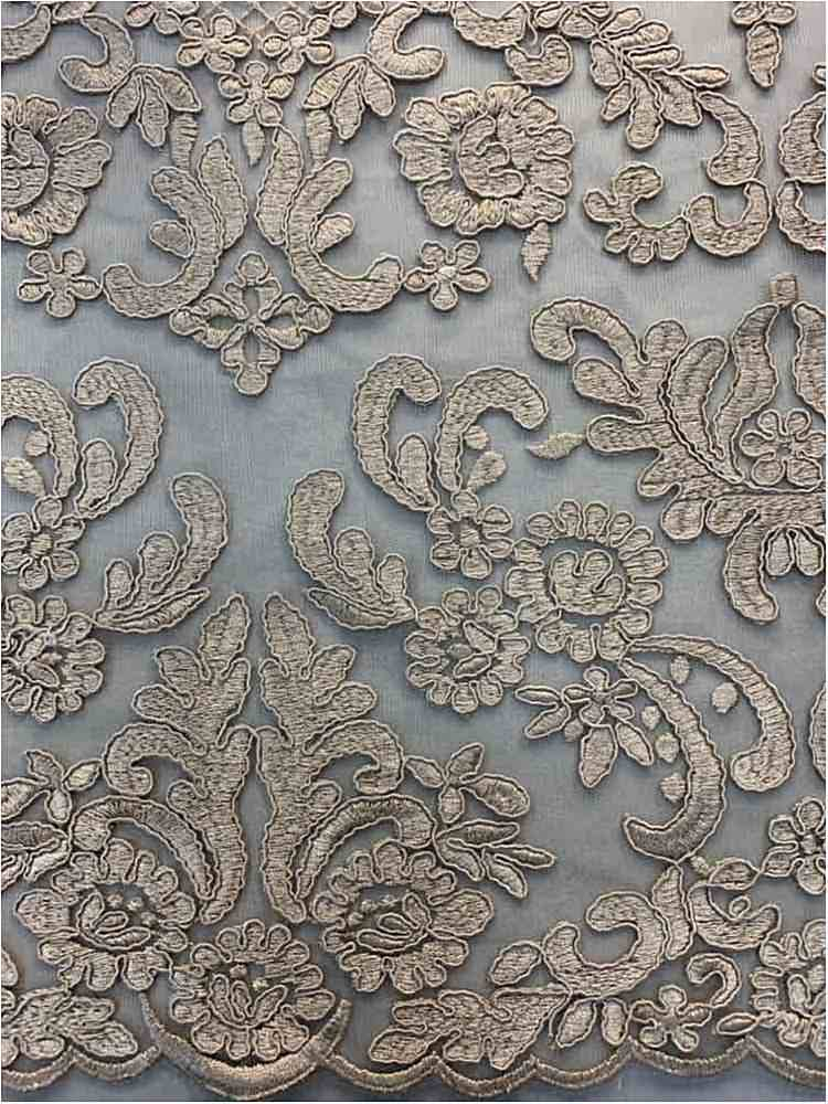 WTYX-4309 / CHAMPAGNE / 100% POLYESTER