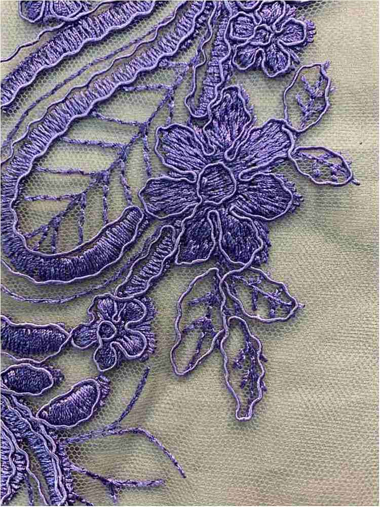 WTYX-4648 / LAVENDER / 100 POLYESTER