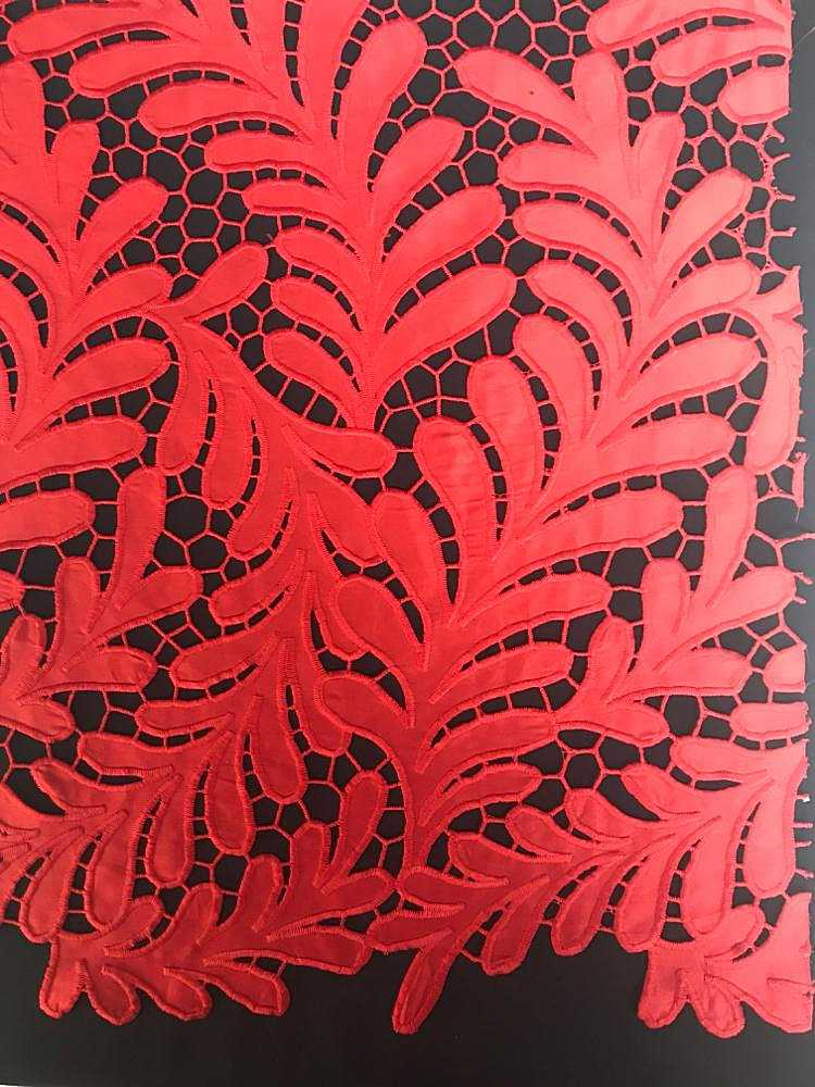 SSCLCFM811-170 / RED / 100% POLYESTER