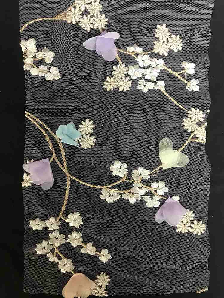 WTYX-4330 / LAVENDER/BLUE / 100% POLYESTER