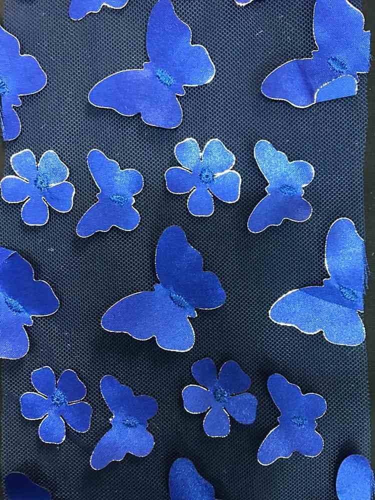 WTYX-5092 / DK.BLUE / 100% POLYESTER